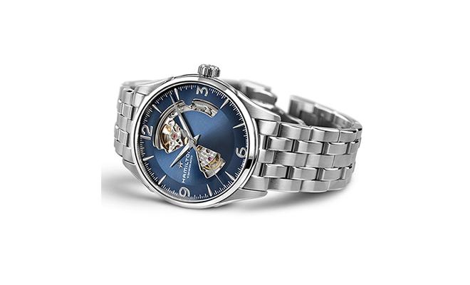 青い時計、ハミルトンジャズマスター