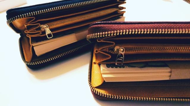 緑の財布特集