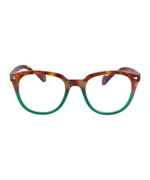 緑色の眼鏡を大特集