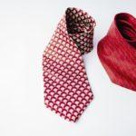 赤色のネクタイ大特集